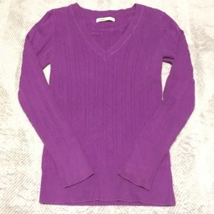 🍁2/$20🍁 Old Navy lightweight fitted sweater
